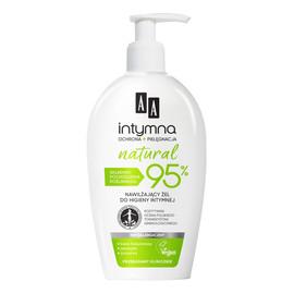 Płyn do higieny intymnej NATURAL 95%