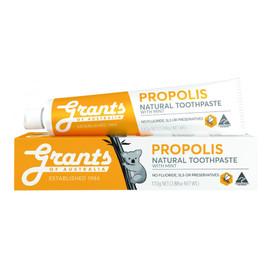Ochronna propolisowa pasta do zębów bez fluoru