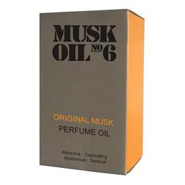 MUSK OIL NO.6 PERFUMY OLEJEK