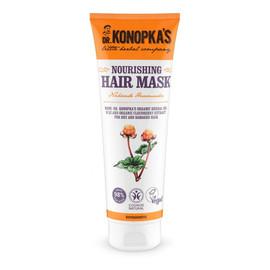odżywcza maska do włosów