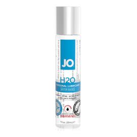 H2o warming personal lubricant lubrykant rozgrzewający