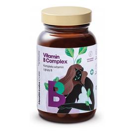 Vitamin b complex kompleks witamin z grupy b suplement diety 60 kapsułek