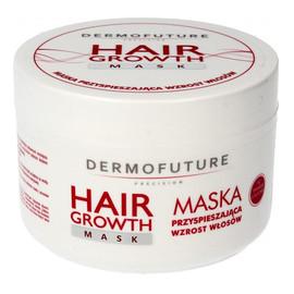 Maska Do Włosów Przyspieszająca Wzrost
