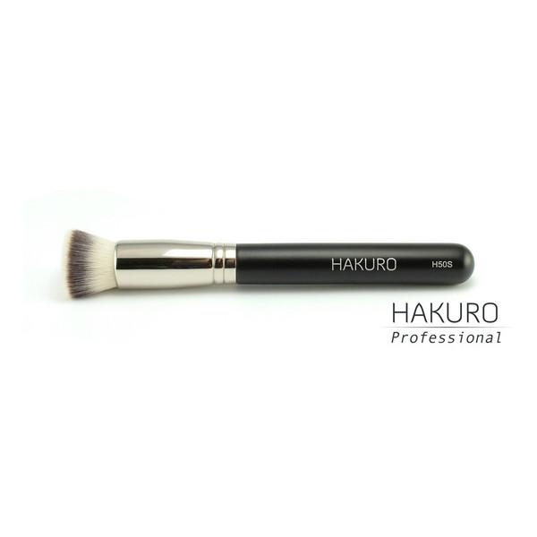 Hakuro H50S Pędzel do podkładu FLAT TOP