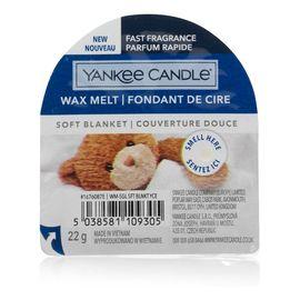 Wax melt wosk zapachowy soft blanket