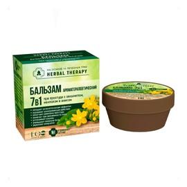 Balsam aromaterapeutyczny 7 w 1 na bazie 16 ziół leczniczych i aktywnego kompleksu przeciw przeziębieniu