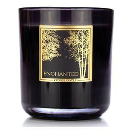 Black line collection świeca z dwoma knotami enchanted