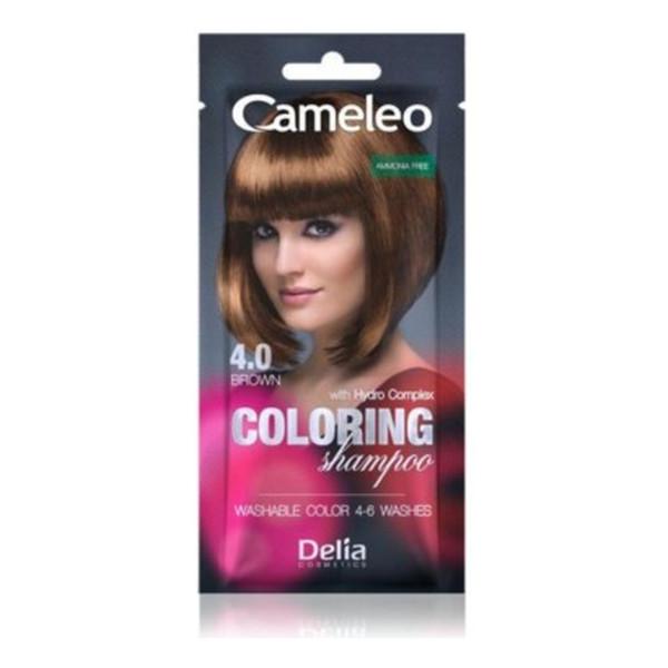 Delia Cosmetics Cameleo Szampon koloryzujący 40ml