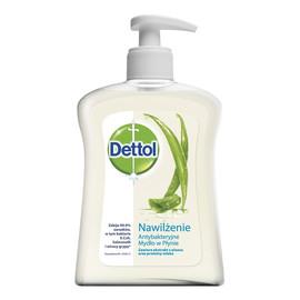 Antybakteryjne mydło w płynie Aloes i Witamina E