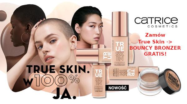 Catrice True Skin + GRATIS