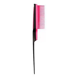 Back combing grzebień do włosów black pink