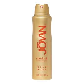 Oil Gold Musk For Women Dezodorant spray