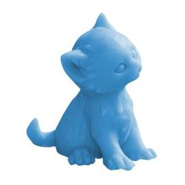 Niebieski Kotek Puszek naturalne mydło glicerynowe Owocowy