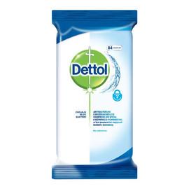 Antybakteryjne i drożdżakobójcze chusteczki do mycia i dezynfekcji powierzchni 84szt