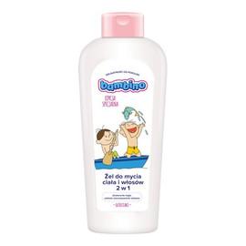 żel do mycia ciała i włosów 2w1 dla dzieci i niemowląt