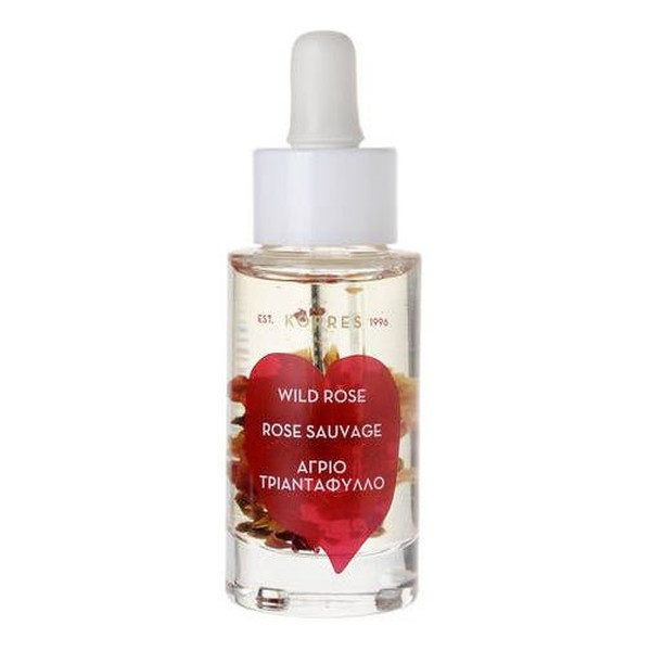 Korres KORRES_Wild Rose Advanced Brightening Nourishing Face Oil Aktywny Olejek z ekstraktem z dzikiej róży 30ml