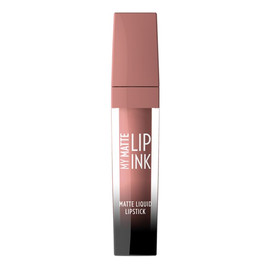 Matte Liquid Lipstick - Matowa pomadka do ust z wegańską formułą