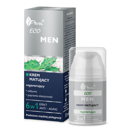 Krem matujący regenerujący dla mężczyzn