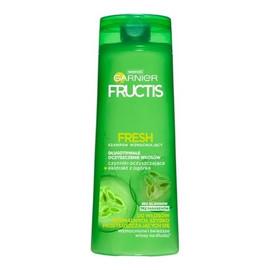 Fresh szampon wzmacniający do włosów normalnych przetłuszczających się