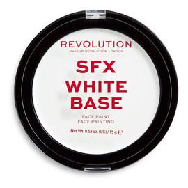 White Cream Face Base biała baza do makijażu