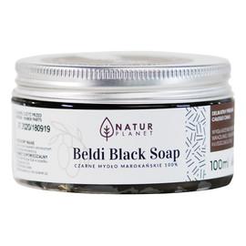 Czarne mydło marokańskie