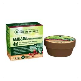 Balsam aromaterapeutyczny 4 w 1 na bazie 16 ziół i olejków