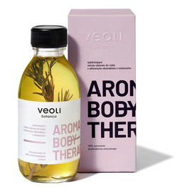 Aroma Body Therapy ujędrniające serum olejowe do ciała z aktywnym ekstraktem z rozmarynu
