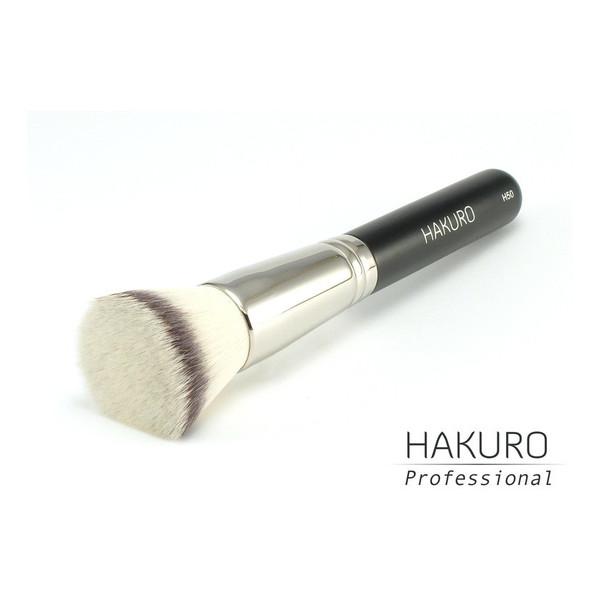 Hakuro H50 Pędzel do podkładu i kosmetyków mineralnych FLAT TOP