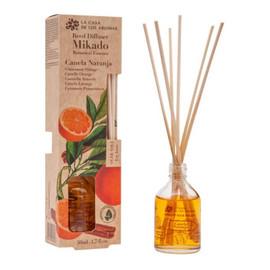 olejek aromatyczny z patyczkami Cynamon z Pomarańczą