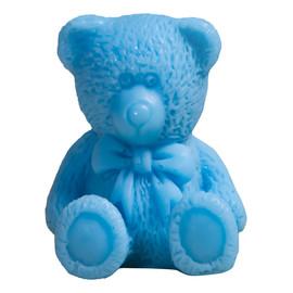 Niebieski Mały Miś naturalne mydło glicerynowe Owocowy