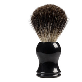 Pędzel do golenia z włosiem borsuka