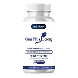 Cum plus strong dobra sperma suplement diety 60 kapsułek