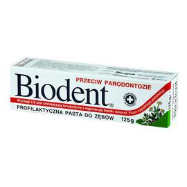pasta do zębów przeciw paradontozie