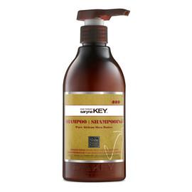 Pure african shea shampoo damage repair regenerujący szampon do włosów suchych i uszkodzonych