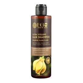 Szampon do włosów z olejem ylang-ylang kompleks roślinnych protein
