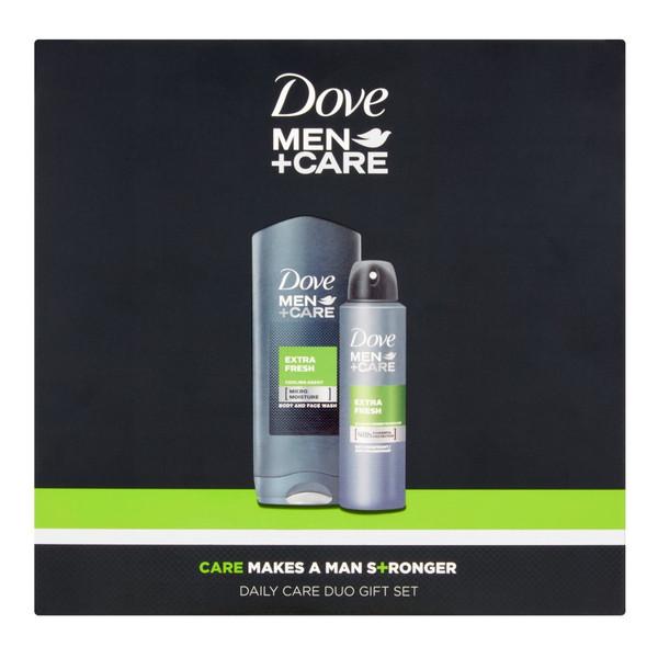 Dove Men+Care Extra Fresh Zestaw kosmetyków
