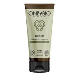 szampon do włosów suchych i zniszczonych z olejem z sezamu