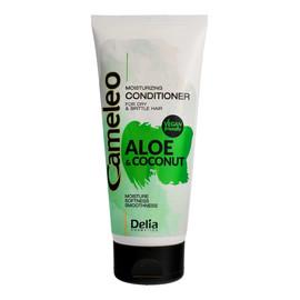 Aloes i Kokos Odżywka nawilżająca do włosów