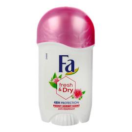48H Dezodorant sztyft Peony Sorbet