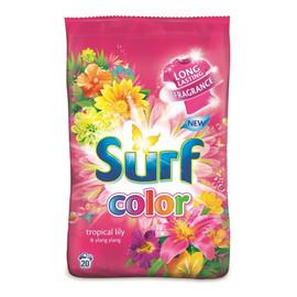 proszek do prania do koloru Tropical Lily & Ylang Ylang