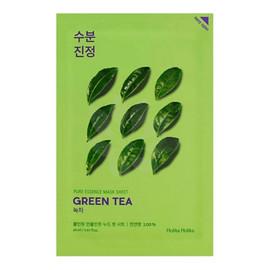 Green Tea maseczka z ekstraktem z zielonej herbaty łagodząca 1 sztuka