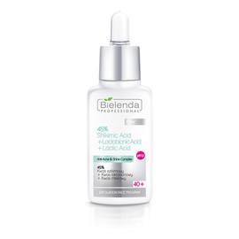 Anti-acne 45% kwas szikimowy + kwas laktobionowy + kwas mlekowy ph 1.5 40+ 30g