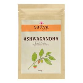 Organiczna Ashwagandha w proszku