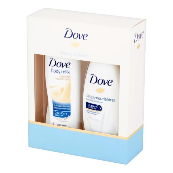 Dove DEEP CARE Zestaw kosmetyków