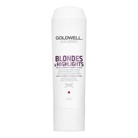Blondes & Highlights Anti-Yellow Conditioner Odżywka do włosów blond neutralizująca żółty odcień