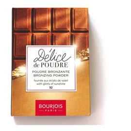 Delice de Poudre - 52 Peaux mates Puder brązujący o zapachu czekolady