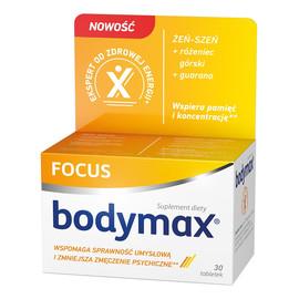 Focus suplement diety 30 tabletek