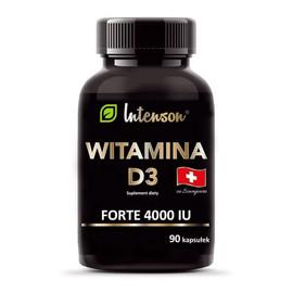 Witamina d3 4000 iu suplement diety 90 kapsułek