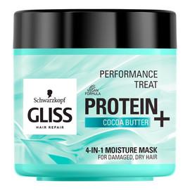 maska nawilżająca do włosów Protein + Cocoa Butter