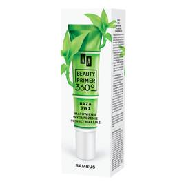 baza pod makijaż 3w1 Bambus